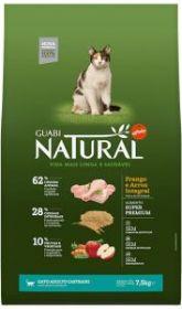Guabi Natural Castrados д/кастр. котов и стерил. кошек
