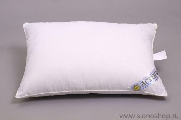 Подушка ЛМТ 70х70 (микроволокно п/э, микрофибра тиснение, кант)