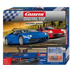 Автотрек Carrera digital 132 Racing Spirit 30187