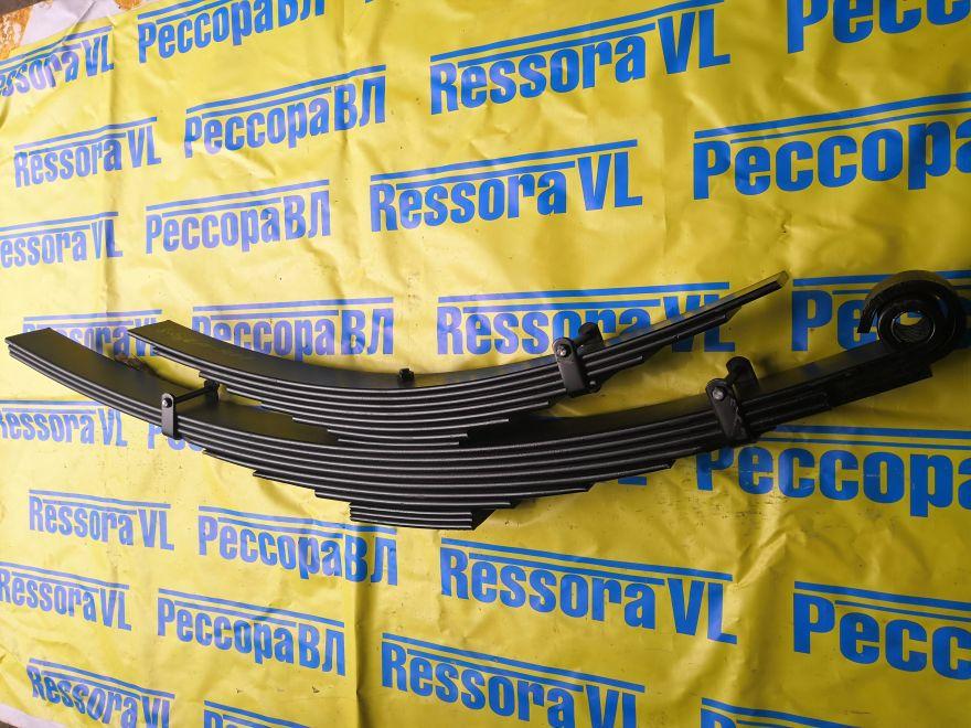 Новые задние рессоры Daewoo Novus 8-10 ton.F8CJF. Ширина 100 мм.