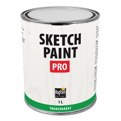 Маркерное покрытие SketchPaint PRO