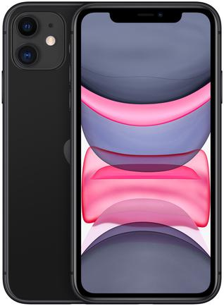 Смартфон Apple iPhone 11 256GB Чёрный