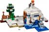 21120 Лего Снежное убежище
