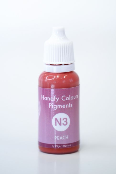 Пигменты для губ Hanafy Colours Pigments N3