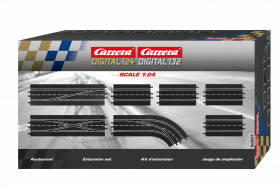 Carrera DIGITAL 132 / 124 набор запчастей Digital Extension Set 30367