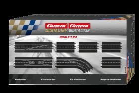Carrera DIGITAL 132 / 124 набор запчастей Digital Extension Set 30367