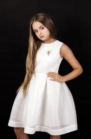 """Летнее платье """"White"""""""