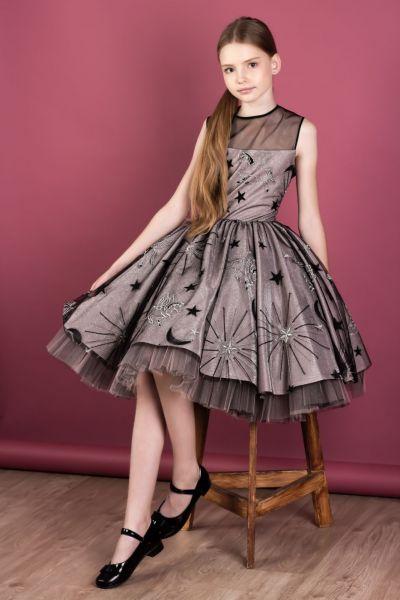 "Шикарное платье ""Black Shine"""