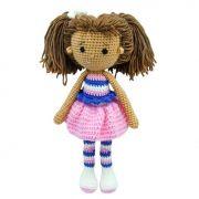 Игрушка вязанная  Кукла Флоренс