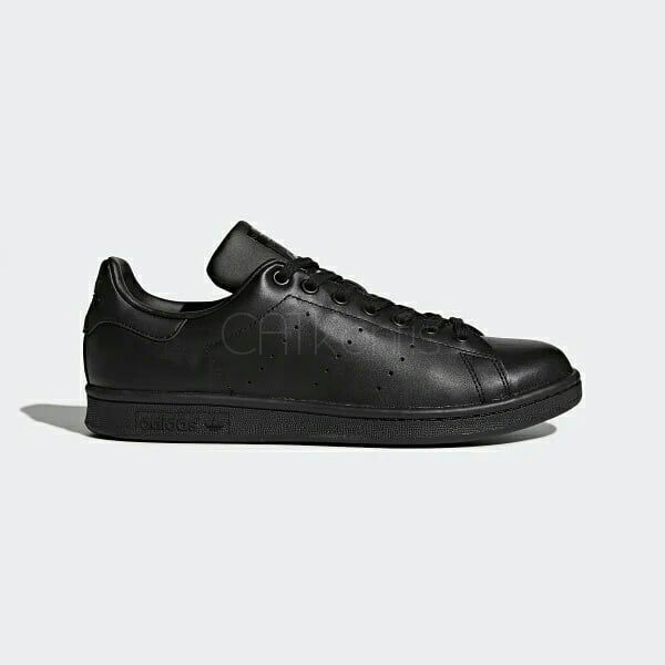 adidas Originals Stan Smith triple Black