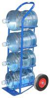 Купить тележку для перевозки баллонов с водой (ВД 4)