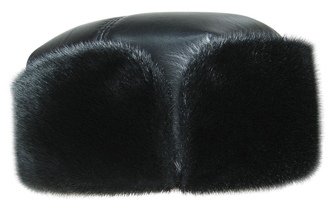 Боярка Наппа черная 0450