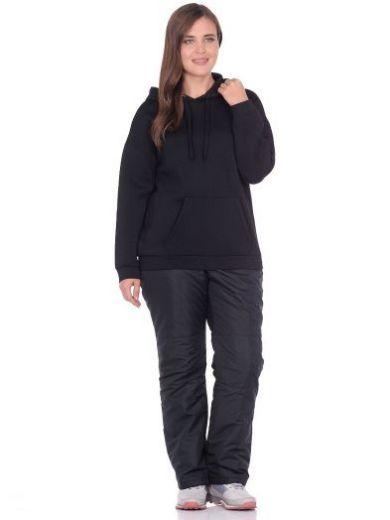 Утепленные женские брюки большие размеры