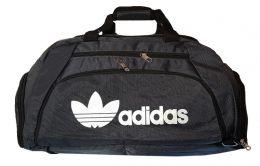 Спортивная сумка-рюкзак с отделом для обуви цвет серый