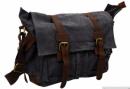 """Стильная сумка  """"AM-LEGEND"""" черная"""