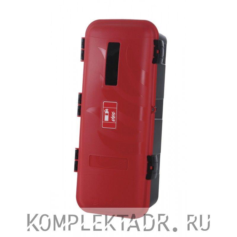 Пенал для огнетушителя на 6-9 кг на бензовоз (Арт: 70011LFM)