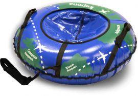 Ватрушка для катания с горки Глобус 83см