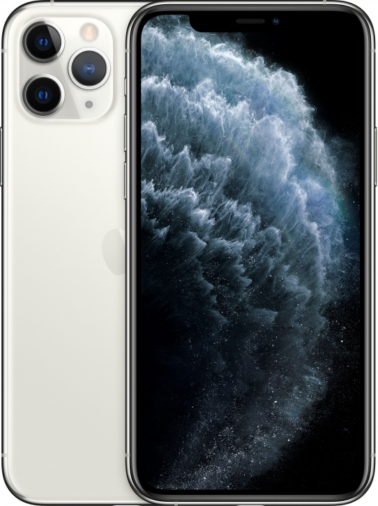 Apple iPhone 11 Pro 256GB (серебристый)