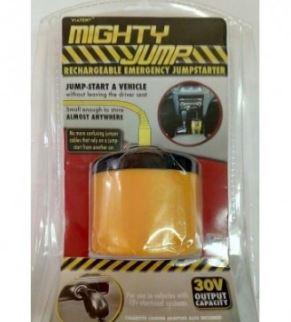 Зарядно-пусковое устройство Mighty Jump для авто