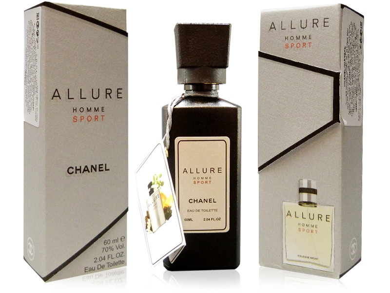 Мини парфюм CHANEL ALLURE HOMME SPORT, 60 мл