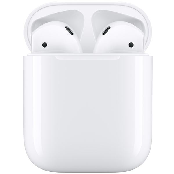 Apple Airpods MRXJ2RU/A (Wireless Charging Case) Официальная гарантия 1 год.