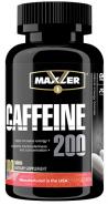 MAXLER кофеин 200мг 100таб