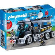 Набор Playmobil 9360 Бронированый грузовик