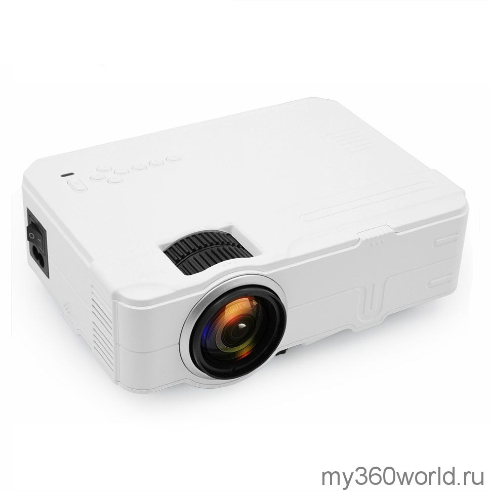 Проектор mini LED Projector RD812 Wi-Fi