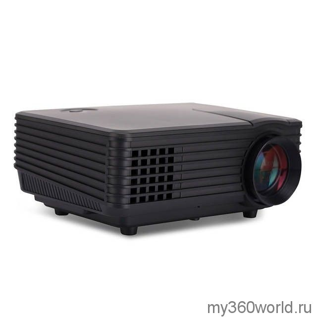 Проектор LED Projector RD805W (WI-FI, TV-тюнер)