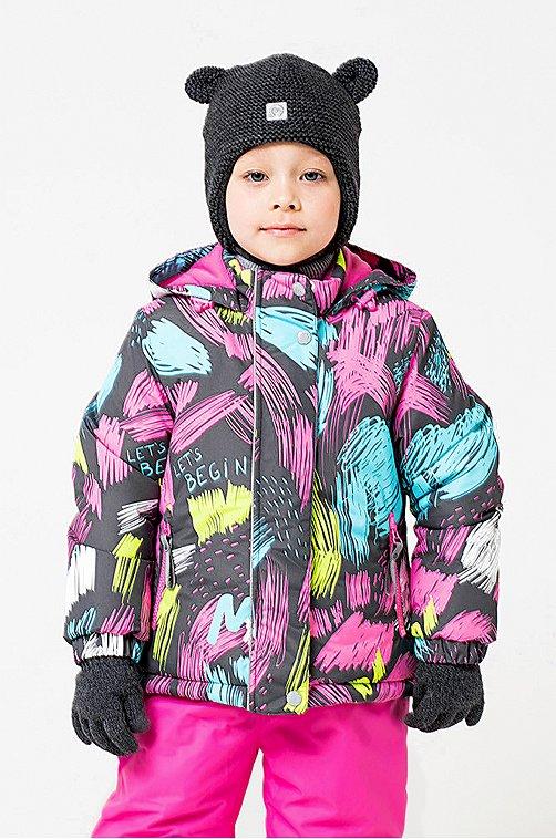 Куртка зимняя для девочки Crockid (мембрана)