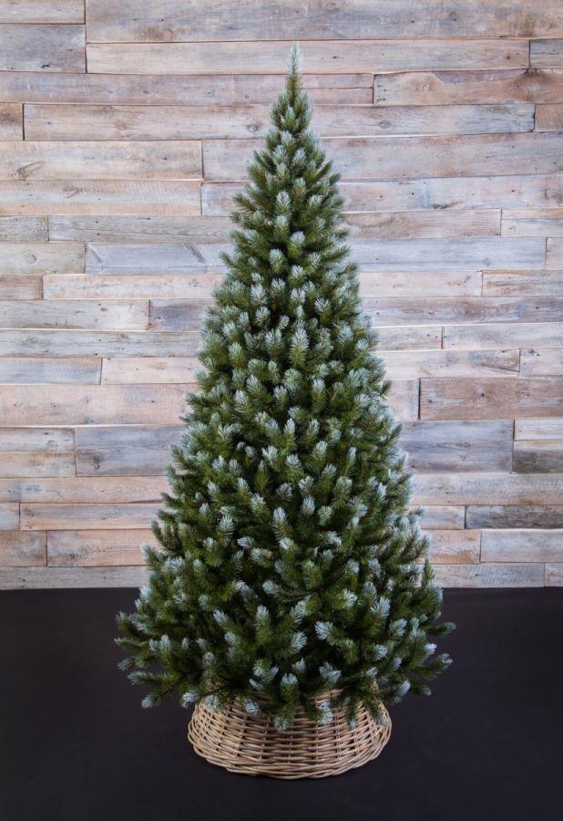Искусственная елка Женева 185 см заснеженная