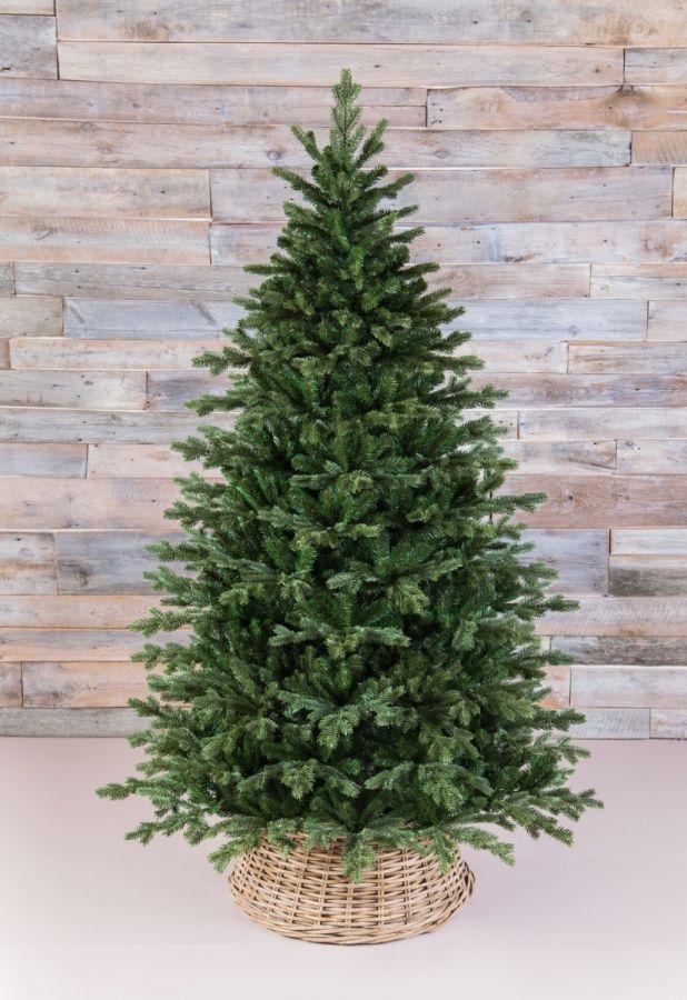 Искусственная елка Шервуд премиум 155 см зеленая