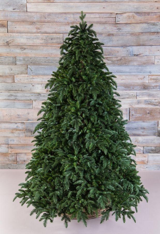 Искусственная елка Нормандия 120 см темно-зеленая