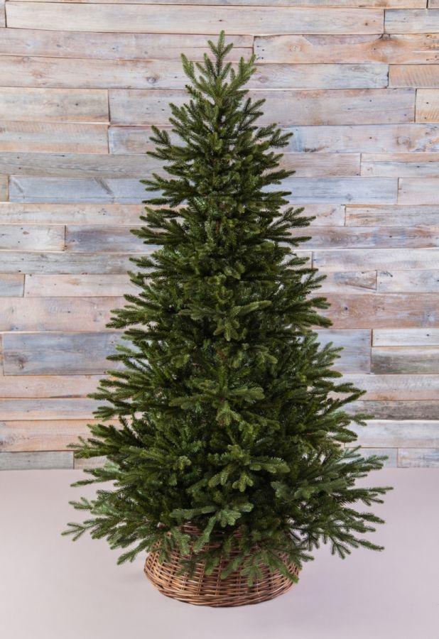 Искусственная елка Ирландская 185 см зеленая