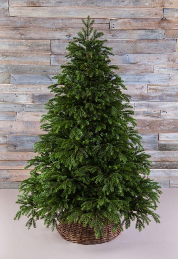 Искусственная елка Коттеджная 185 см зеленая