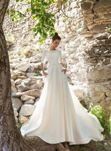 """Свадебное платье """"Salomea"""" от Коокla"""