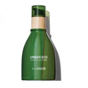 The Saem Urban Eco Harakeke Essence Cream 80ml - Крем-эссенция с экстрактом новозеландского льна
