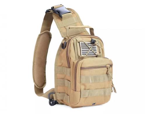 Военная тактическая сумка 4л.