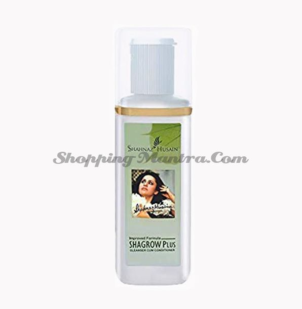 Шампунь-кондиционер Шагроу Шахназ Хусейн | Shahnaz Husain Shagrow Plus Cleanser Cum Conditioner