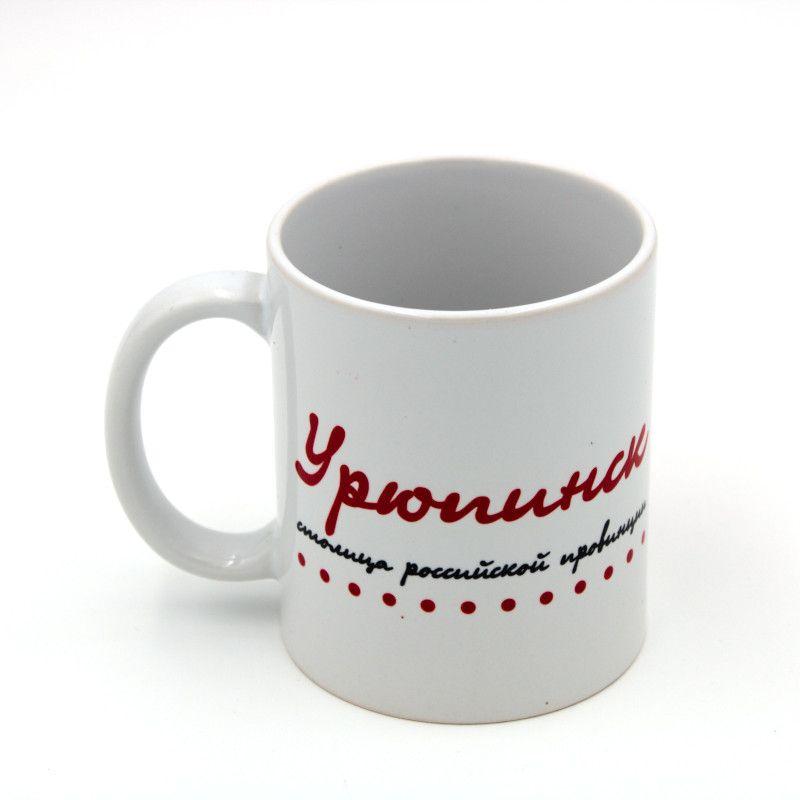 """Фотокружка """"Красная коза"""""""