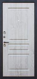 """Стальная дверь Сибирь внутри """"Сосна белая 50977-94"""
