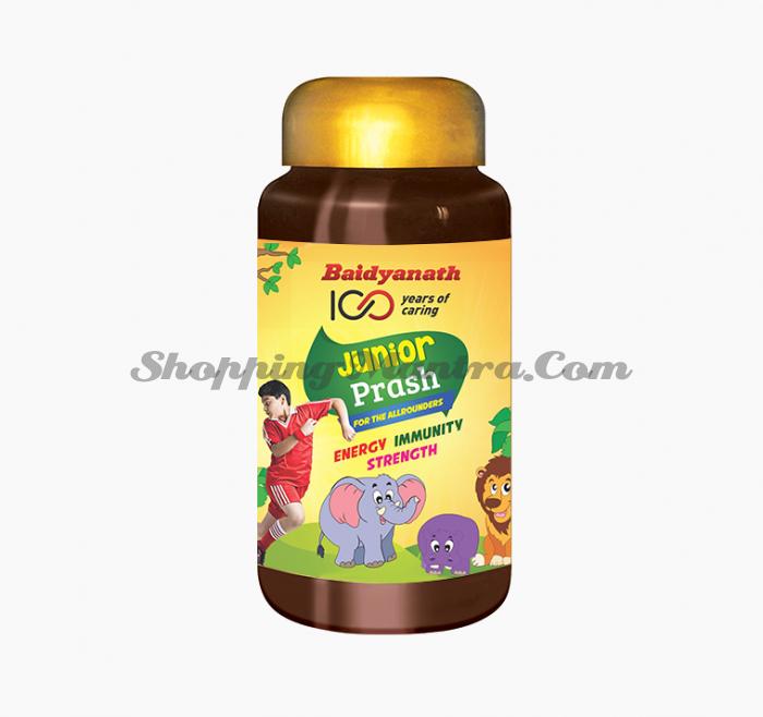 Джуниор Праш чаванпраш детский Байдьянатх | Baidyanath Junior Prash Chyawanprash
