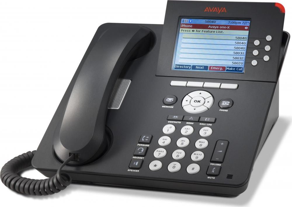 VoIP-телефон Avaya 9640