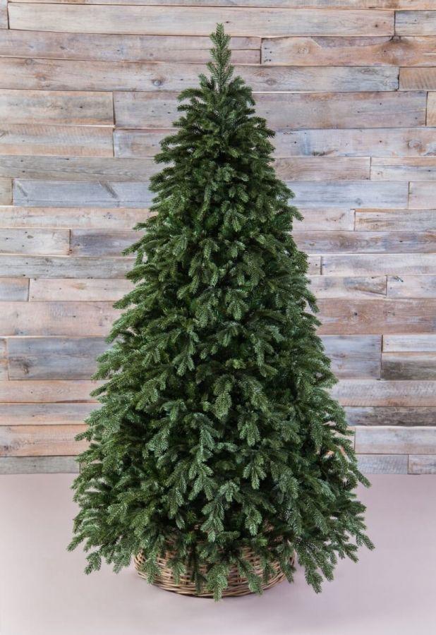 Искусственная елка Царская 215 см зеленая