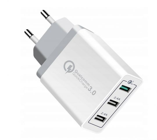 Блок заряда Qualqomm quick charge 3.0