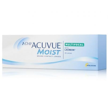 1-Day moist  multifocal 30 pk.