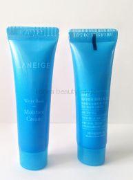 LANEIGE Water Bank Moisture Cream (10 ml) -  миниатюра увлажняющего крема для всех типов кожи от бренда Laneige из увлажняющей линии  Water Bank  (10 мл)