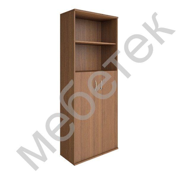 Шкаф высокий широкий (2 средние двери ЛДСП)