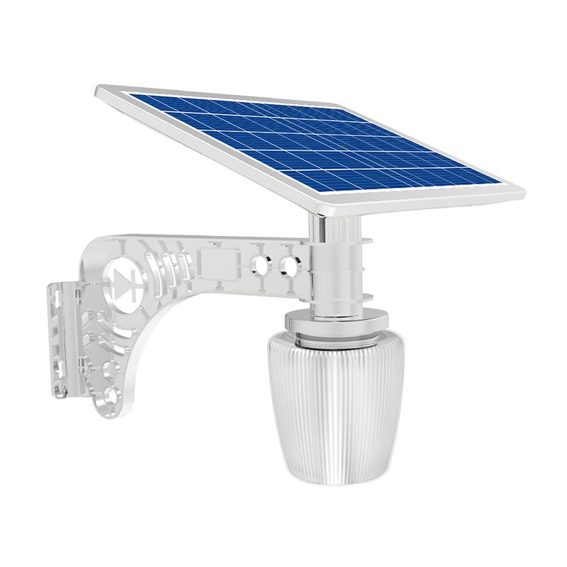 Уличный светильник 7Вт 450Лм на солнечных батареях Apple Light 1.0S Blue Carbon