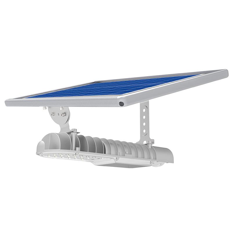 Уличный светильник 15Вт 880Лм на солнечных батареях Sindhu Light 1.0 Blue Carbon